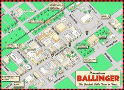 City Map Cartoon Model