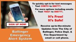 Ballinger Emergency