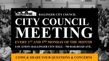 City Hall Meeting